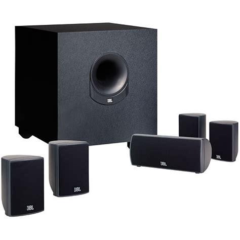 jbl scs complete  piece home cinema speaker scs
