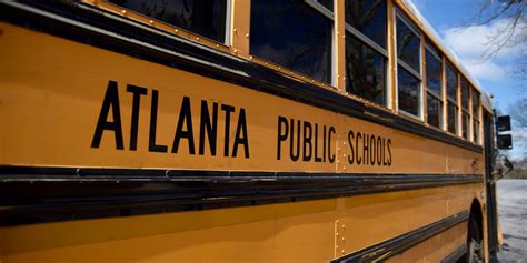 Atlanta Schools Records Atlanta School Districts Show Mixed Record On Attendance