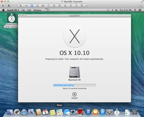 install mac os x 10 10 in vmware workstation 11 martin