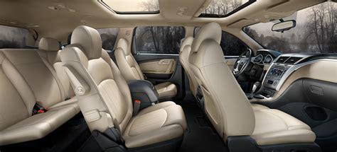Chevy Traverse Interior Photos by 2012 Chevrolet Traverse Suv