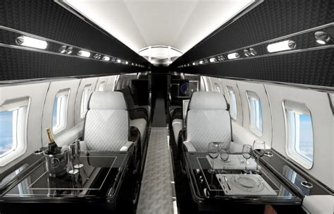 Jet Interiors by Tim Beverley The Aviation Experts