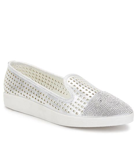 carlton silver casual shoes price in india buy