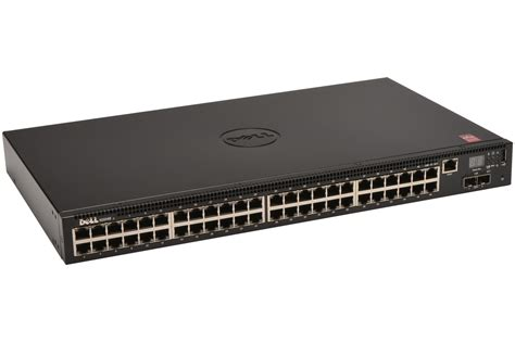 Switch Layer 3 dell networking n2048 1gbe layer 2 switch etb technologies