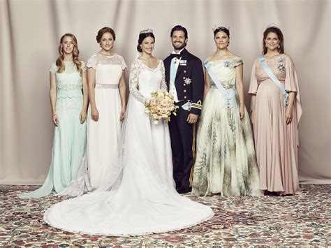 Hochzeit Schweden by Prinz Carl Philip Und Sofia Hellqvist Die Sch 246 Nsten