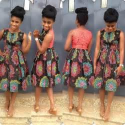 aso ebi ankara dresses lovely asoebi ankara styles short gowns amillionstyles com