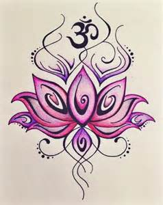 Lotus Flower Om 25 Best Ideas About Lotus Mandala Design On