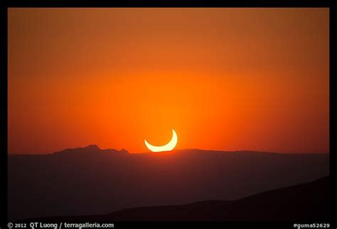 eclipse theme desert picture photo sunset may 20 2012 solar eclipse
