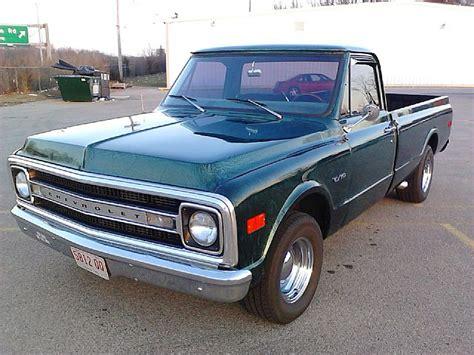 1970 chevrolet c10 for sale 1970 chevrolet c10 fleetside for sale dayton ohio