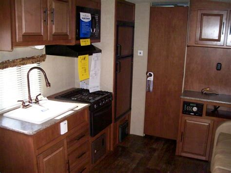 In The Kitchen R by Custom Rv Inc