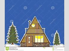 A Frame house stock vector. Illustration of outdoor ... Free Clip Art Images Construction