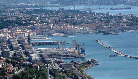 La Di Trieste by Porto Di Trieste Procedura Via Vas E Aggiornamento