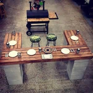Build A Kitchen Island With Seating m 225 s ideas para decorar con bloques de cemento decoraci 243 n