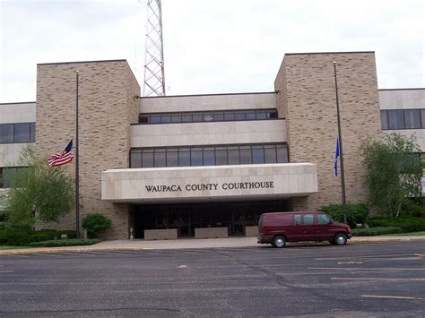 County Wi Court Records Waupaca Wisconsin