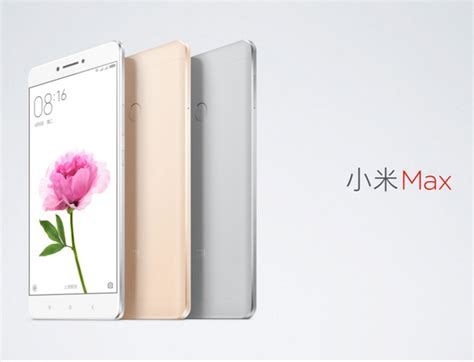 Chas Xiaomi Mi Max xiaomi mi max und miui 8 vorgestellt mi band 2 nur kurz gezeigt