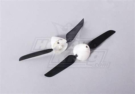 Fly Sheet 6x3 folding propeller w hub 18mm 2mm shaft 5 1x3 1 2pcs
