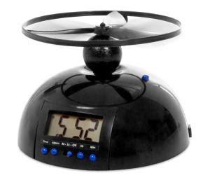 Matras Insulasi Panas Strika magical flying alarm clock black jakartanotebook