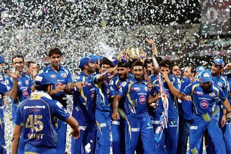 IPL 9 schedule announced, Mumbai Indians to face Pune ...