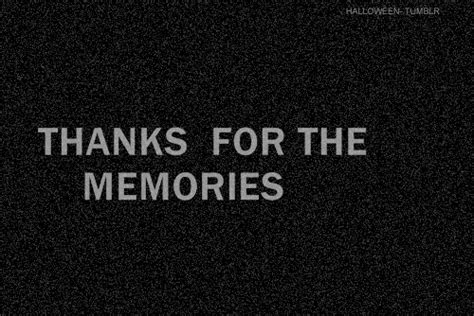 thanks for the memories writer for misfits a book blog a letter to my future wherever you are