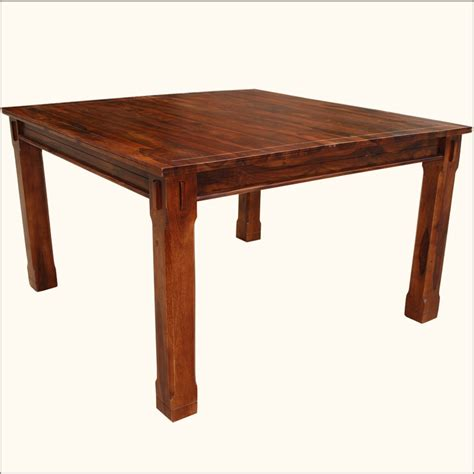 square dining table for 8 person counter height solid