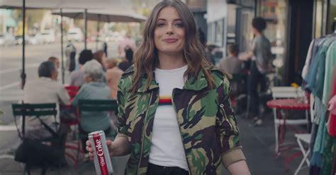 coke commercial jess actress diet coke super bowl commercial 2018 with gillian jacobs