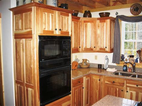 Hickory Kitchen Cabinets Lowes by Hickory Kitchen Cabinets Trendsjburgh Homes