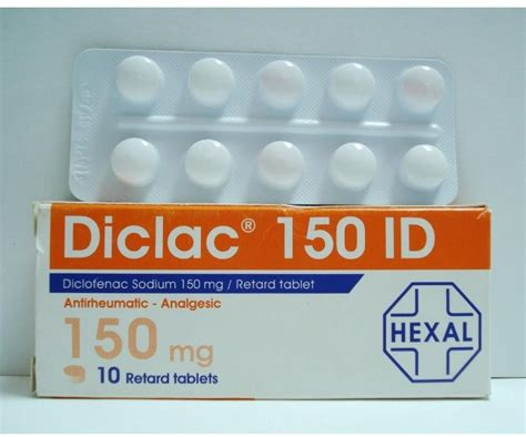 Acran 150mg Isi 10 Tab diclac id 150 mg 10 tab price from seif in yaoota