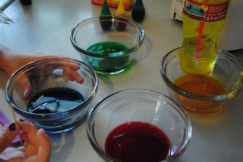 how to make colored bubbles make colored bubbles february toddler