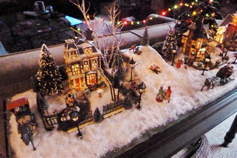 Remodelling Kitchen Ideas christmas village san francisco by paradise interior