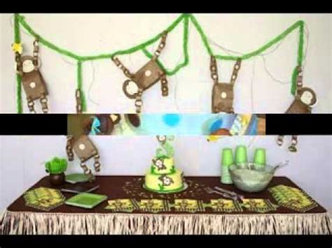 monkey themed baby shower decorations monkey themed baby shower decorations