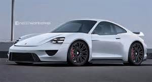 Electric Porsche Porsche Mission E Begets Electric 911 Yay Or Nay