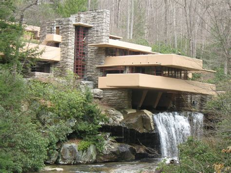 falling water architect frank lloyd wright falling waters house we were here a