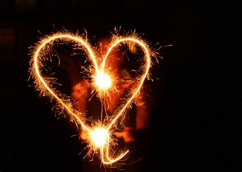 Fireworks Heart Love Quotes. QuotesGram
