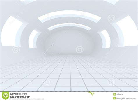 Urban Modern Interior Design by Abstract White Empty Room Stock Image Image 24746131