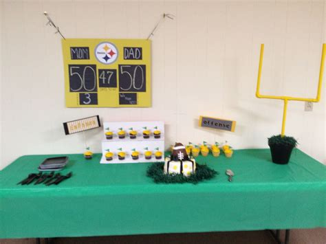 Steelers Baby Shower Ideas by Steelers Baby Shower Things I Made Babies