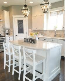 ikea white kitchen island best 25 kitchen island with stools ideas on