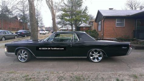 2 Door Lincoln by 1968 Lincoln Continental 2 Door Top 3