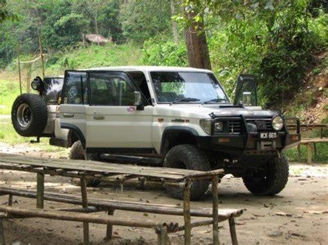 1991 Toyota Land Cruiser Lift Kit 187 1991 Toyota Land Cruiser Ii Fj70