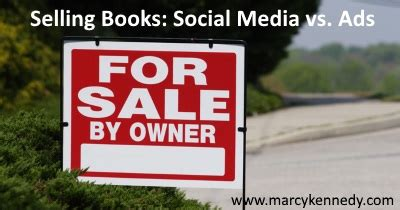best way to sell books selling books through social media vs selling books