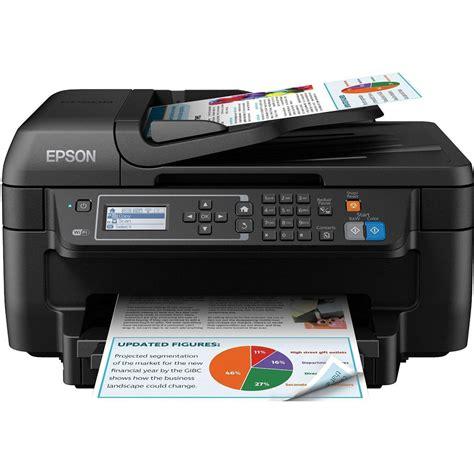 Printer Epson Hp epson workforce wf 2750dwf a4 colour multifunction inkjet