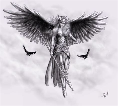 norse valkyrie tattoo best 25 valkyrie ideas on norse