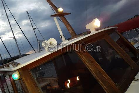 gozzo cabinato in legno gozzo cabinato legno 10mt cantiere di pinto maestri d