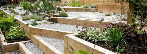 aménagement jardin en pente forte 3511 jardin pente amenagement