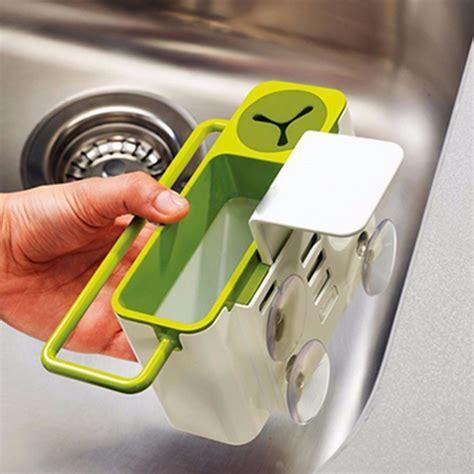Sikat Kotak Sabun tempat sabun cuci piring dengan gantungan handuk white