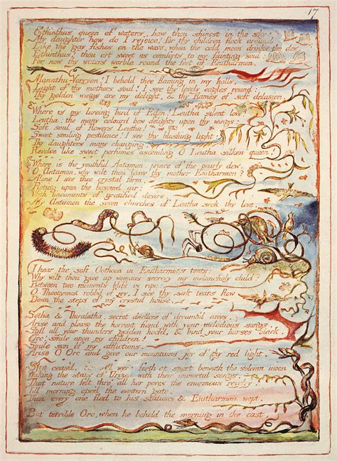 auguries of innocence william blake religion and psychology grain of sand