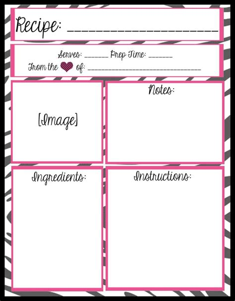 6x8 Folding Recipe Card Template by 1000 Ideas About Card Templates Printable On