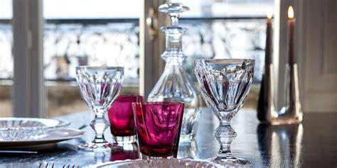 bicchieri di cristallo bicchieri quali scegliere per un servizio completo la