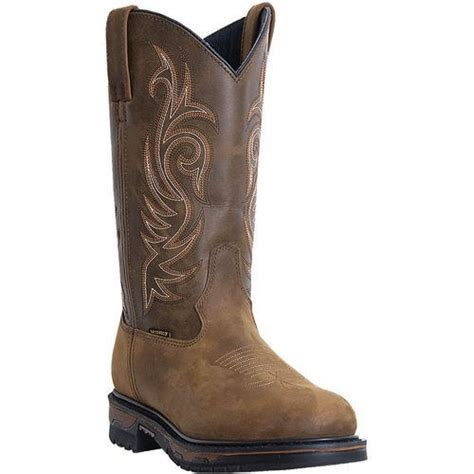 Hummer Boots 02 laredo s hammer distressed leather western boots