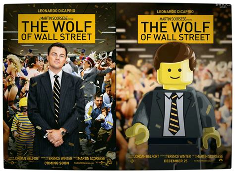 best wall street movies 2014 s best picture oscar nominees recreated as lego