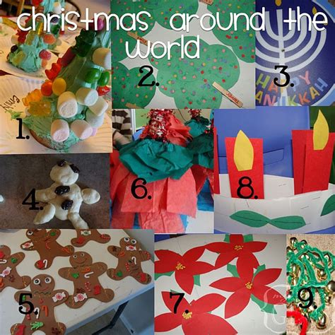 holidays around the world crafts holidays around the world around