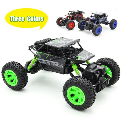Rc Offroad Bigfoot Climber 4wd Rock Crawler 2 4 Ghz Biru rc 4x4 promotion shop for promotional rc 4x4 on aliexpress